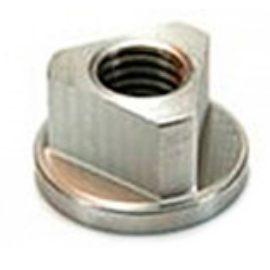 DIN 22425 Гайка трёхгранная с буртиком для взрывобезопасного шахтного электрооборудования