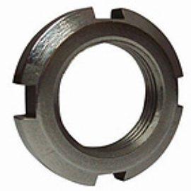DIN 70852 Гайка круглая шлицевая
