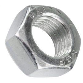 DIN 936 Гайка низкая шестигранная