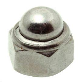 DIN 986 Гайка самоконтрящаяся колпачковая с вставкой, шестигранная