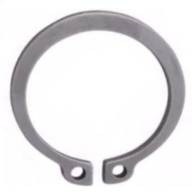 DIN 471 Кольцо стопорное эксцентрическое, осевое, наружное, пружинное, упорное, для вала