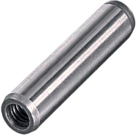 EN ISO 8733 Штифт цилиндрический с внутренней резьбой